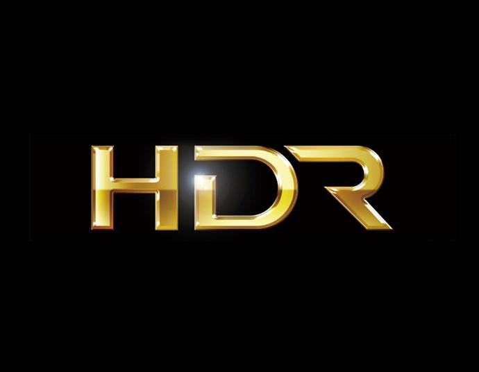 HDRロゴマーク