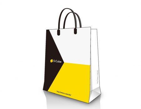 S-Cube様紙袋